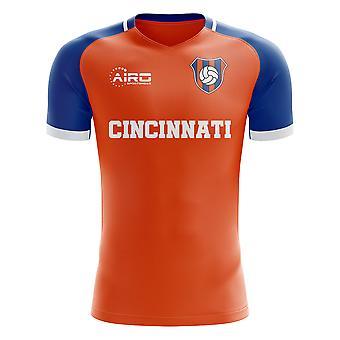 Koszulka piłkarska Home Concept 2019-2020 Cincinnati