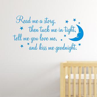 Children's wall sticker - Read