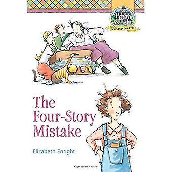 L'erreur de quatre étages (Melendy Quartet)