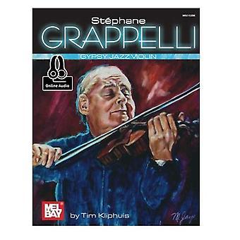 Stéphane Grappelli tzigane violon Jazz