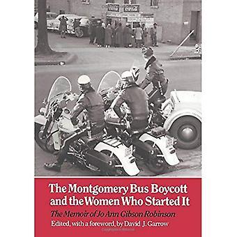 De Montgomery Bus boycot en de vrouwen die het begon: de memoires van Jo Ann Gibson Robinson