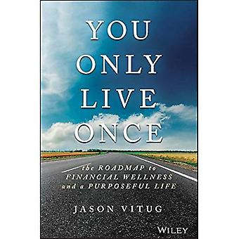 A só se vive uma vez: O roteiro para uma vida significativa e bem-estar financeiro