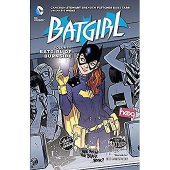 Batgirl TP Vol 01 a Batgirl de Burnside (N52)