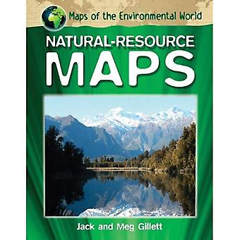 Natural-Resource Maps (Maps of the Environmental World)
