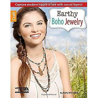 Earthy Boho Jewelry: Capture Modern Hippie Allure with Casual Layers!