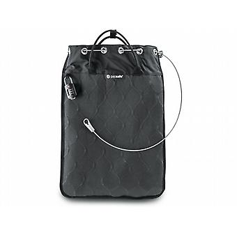 Pacsafe Travelsafe 12L GII Portable Safe (carbón vegetal)