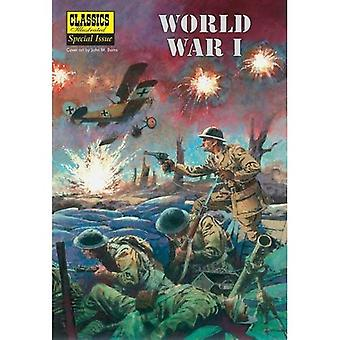 World War I (Classics Illustrated Special Issue)