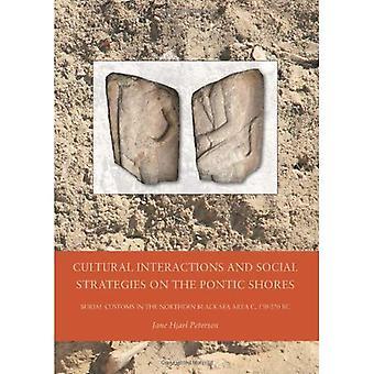 Kulturell samverkan och sociala strategier på pontiska stränder: gravskick i området norra Svarta havet omkring 550-270 f.Kr.