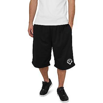 Gorilla Mesh Shorts Schwarz/Weiss S