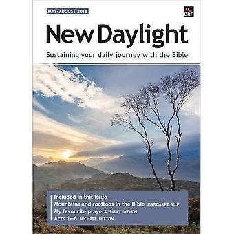New Daylight May-August 2018: Sustaining your daily� journey with the Bible (New Daylight)