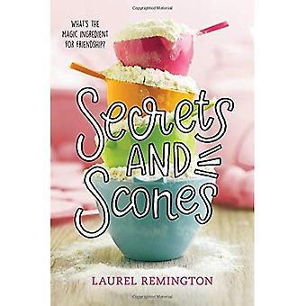Geheimen en Scones (geheime recept)