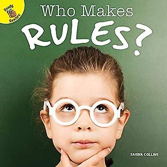 Who Makes Rules? (My World)