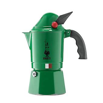 Bialetti Break Alpina - Espresso Coffee Maker - 3 Cup