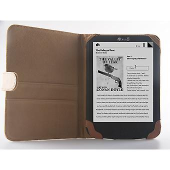 ICARUS cover Brown  for ICARUS8. Also for ACER ICONIA A1!