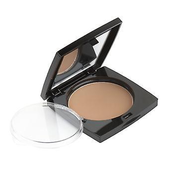 HD BROWS Foundation Pressed Mineral Powder Compact Shade No 9: Darkest