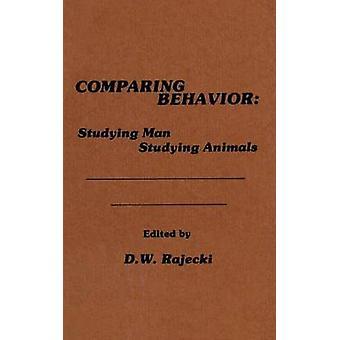 Confrontando il comportamento studiare uomo che studia animali da Rajecki & W. d.