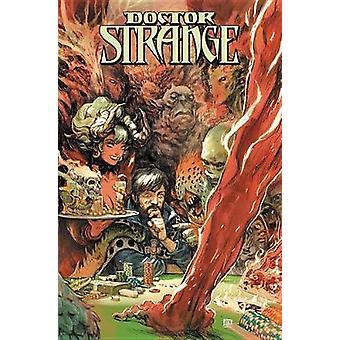 Doctor Strange By Donny Cates Vol. 2 - City Of Sin by Doctor Strange B