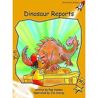 Dinosaur Reports - Fluency - Level 4 (International edition) by Pam Hol