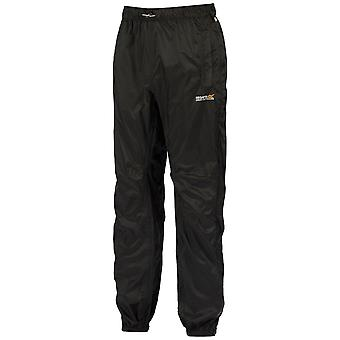 Regatta Men's Active Pack Away Breathable Waterproof Overtrousers