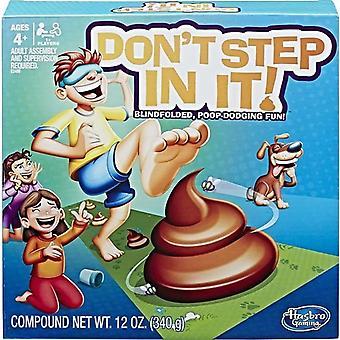 Don't Step in it! - Barnspel