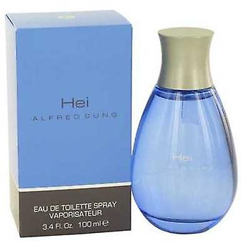Hei By Alfred Sung Eau De Toilette Spray 3.4 Oz (men) V728-402972