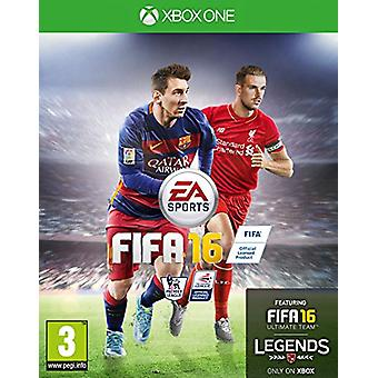 FIFA 16 (Xbox One) - Factory Sealed