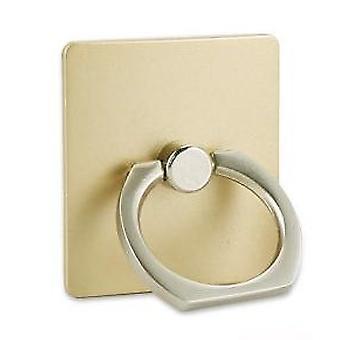Mobile Holder/Finger Holder-Universal ring for Mobile (gold)