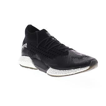 Puma Future Rocket 10551302 Mens Black Canvas Mid Top Athletic Gym Running Shoes