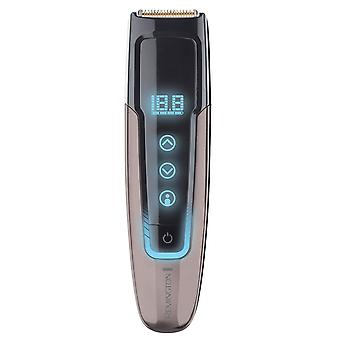 Remington TouchTech MB4700 Beard Trimmer for Men with 0.1mm Precision Positioning, USB Charging and Travel Pouch