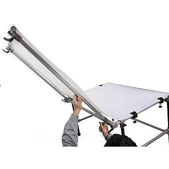BRESSER Y-18A+ Profi Foto-Aufnahmetisch im Format 100x200 cm