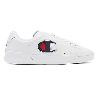 Champion M979 Low Mens White Trainers