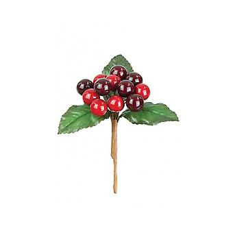 11cm Mixed Berry Pick for Floristry Crafts | Floristry Crafts Flower Arranging