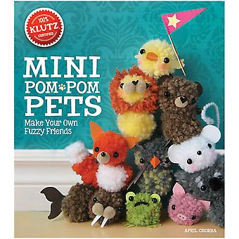 Mini Pom Pom Pets Book Kit- K570319