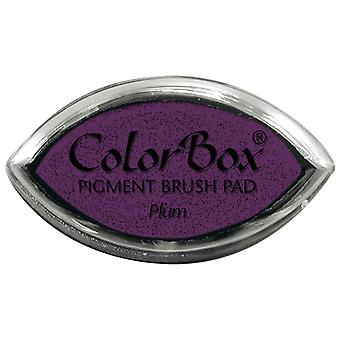 ColorBox Pigment Cat's Eye Ink Pad-Plum 11-11231