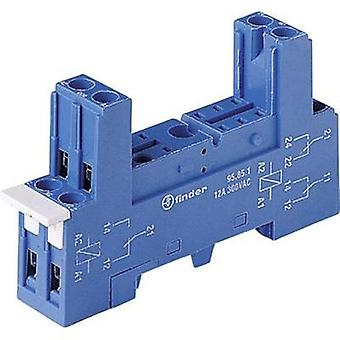 Relay socket 1 pc(s) Finder 95.85.3 Compatible with series: Finder 40 series, Finder 44 series Finder 40.52, Finder 40.