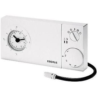 Room thermostat Surface-mount 24 h mode 10 up to 50 °C Eberle