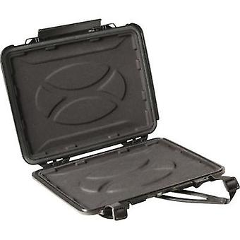 PELI Laptop case 1070CC 1 l (W x H x D) 388 x 41 x 304 mm Black 1070-023-110E