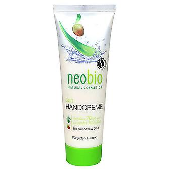 Neobio Crema Manos Nutritiva (Woman , Cosmetics , Body , Hands And Feet , Hydration)