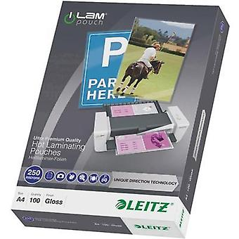 Laminate sheet Leitz DIN A4 250 micron glossy 100 pc(s)