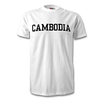 Cambodge pays Kids T-Shirt