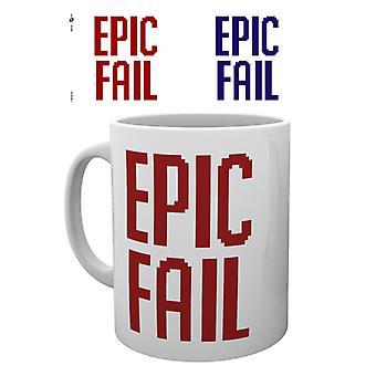 Gaming-Epic Fail Mug