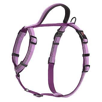 Halti Nylon Walking Harness Purple Extra Small 35-48cm
