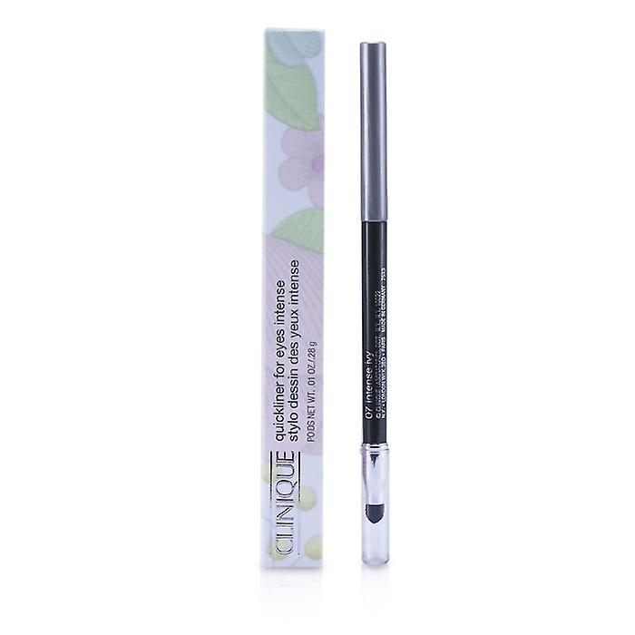 Clinique Quickliner For Eyes Intense - # 07 Intense Ivy 0.28g/0.01oz