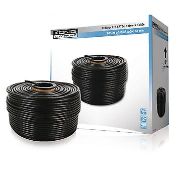 König FTP CAT5e cable for outdoor use 305 m