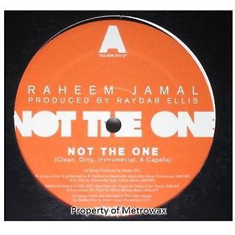 Raheem Jamal - Not the One [Vinyl] USA import