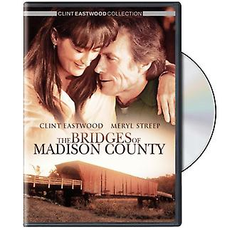 Clint Eastwood - Bridges of Madison County [DVD] USA import