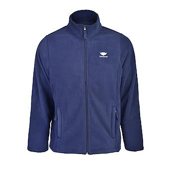 Slimbridge Sanford maat M Mens Fleece Jacket, Navy