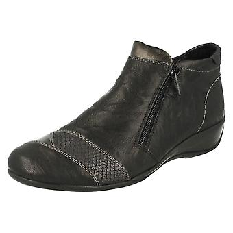 Ladies Remonte Everyday Wear Ankle Boots R9883