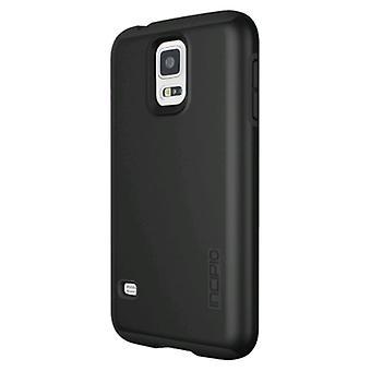 Incipio DualPro Case for Samsung Galaxy S5 - Black/Black