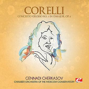 A. Corelli - import USA Concerto Grosso 1 D-dur [CD]